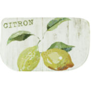 Bacova Citron Memory Foam Rug