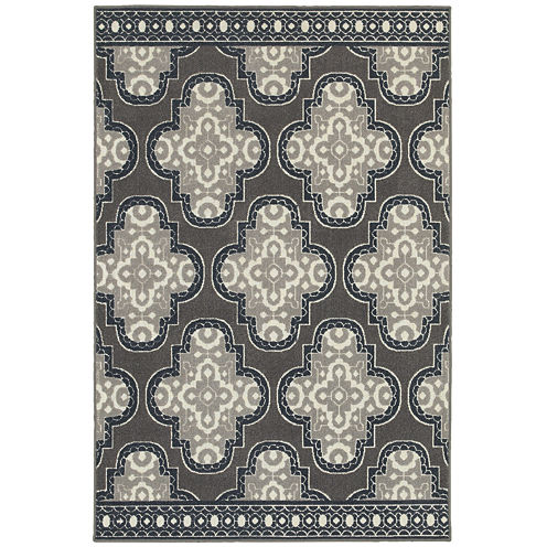 Covington Home Montague Rectangular Rug