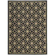 Lattice Rectagular Rug