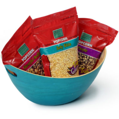 jcpenney.com | Wabash Valley Farms™ Bamboo Bowl and Popcorn Trio Set