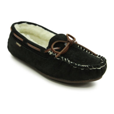 jcpenney.com | Lamo Britain Womens Suede Fleece-Lined Moccasins