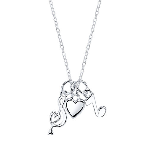 Footnotes Footnotes Pendant Necklace