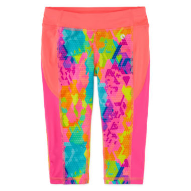 jcpenney.com | Xersion Solid Jersey Leggings Girls