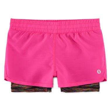 jcpenney.com | Xersion Solid Running Shorts - Preschool