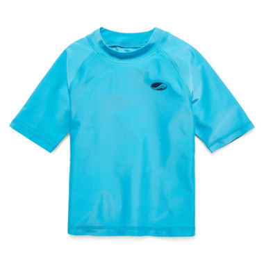 jcpenney.com | Arizona Boys Solid Rash Guard-Toddler