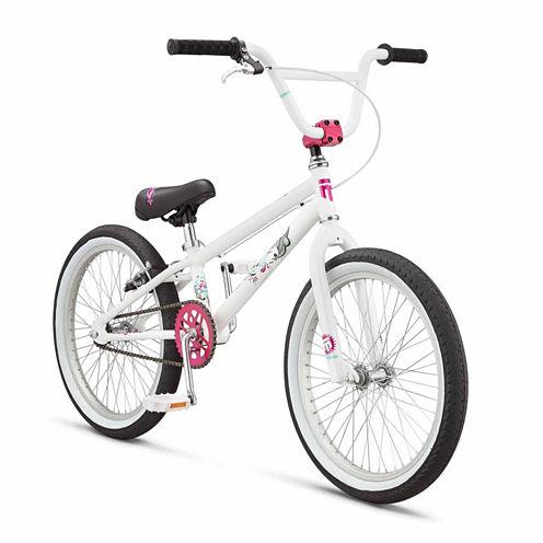 "Mongoose LSX 20"" Girls BMX Bike"