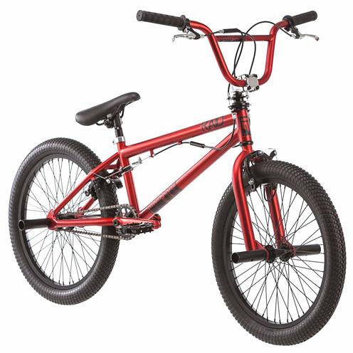 """Mongoose Raid 20"""" Unisex Freestyle Bike"""