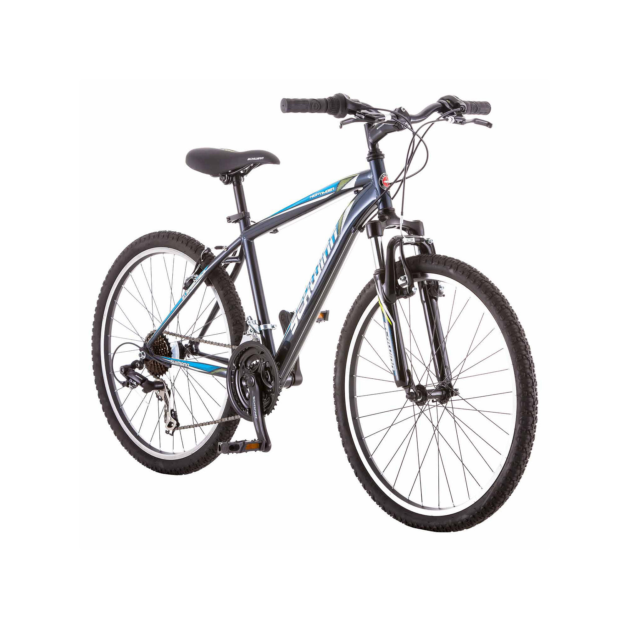 "Schwinn 24"""" Boy's High Timber Bike, Blue -  S2448B"
