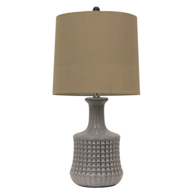 jcpenney.com | Décor Therapy Ceramic Table Lamp with Quarry Design
