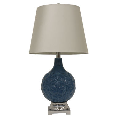 jcpenney.com | Décor Therapy Blue Ceramic Table Lamp
