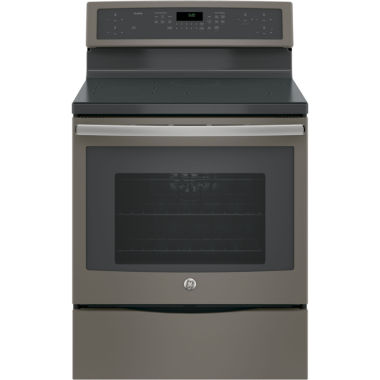 "jcpenney.com | GE® Profile™ Series 30"" Free-Standing Convection Range with Induction"