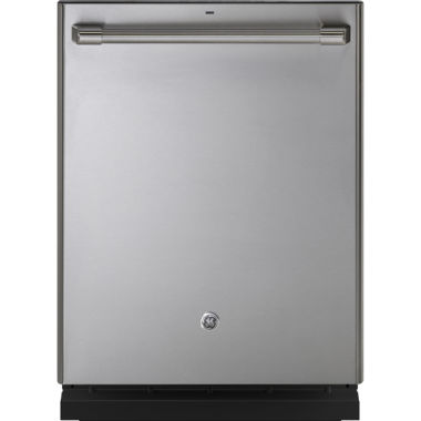 jcpenney.com | GE® Café™ Series Stainless Interior Built-In Dishwasher with Hidden Controls