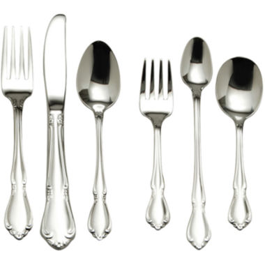 jcpenney.com | Oneida® Chateau 6-pc. Child Flatware Set