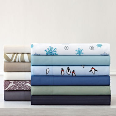jcpenney.com | Home Expressions™ Microfiber Sheet Set