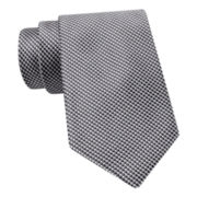 Stafford® Tonal Dot Silk Tie