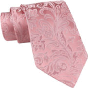 Stafford® Tonal Paisley Silk Tie