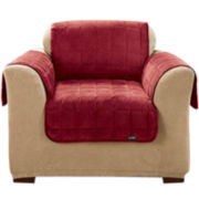 SURE FIT® Deluxe Chair Pet Cover