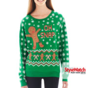 Oh Snap Holiday Sweatshirt