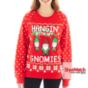 Gnome Holiday Sweatshirt