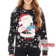 Santa Holiday Sweatshirt