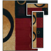 Oriental Weavers™ Benton Jaden 3-pc. Rug Set