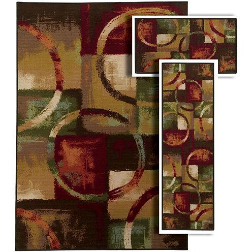 Oriental Weavers™ Benton Lizzy 3-pc. Rug Set