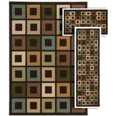 jcpenney.com | Covington Home Benton Massie 3-pc. Rug Set