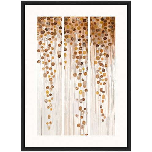 PTM Images™ Brown Drops Wall Art