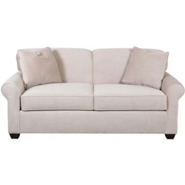 jcpenney.com | Sleeper Possibilities Roll-Arm Loveseat