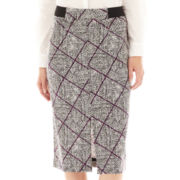 Worthington® Long Pencil Skirt
