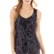 Worthington® Sequin Tank Top