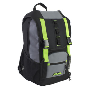 jcpenney.com | Fuel® Shelter Lime Sizzle Backpack