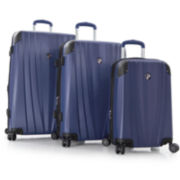 Heys® Velocity 3-pc. Hardside Spinner Upright Luggage Set