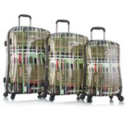 Heys® Structura 3-pc. Hardside Spinner Upright Luggage Set