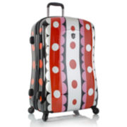 "Heys® Sixties Mod 21"" Hardside Spinner Upright Luggage"