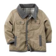 Carter's® Khaki Jacket - Baby Boys newborn-24m