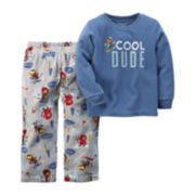 Carter's® Cool Dude Pajama Set - Preschool Boys 4-7