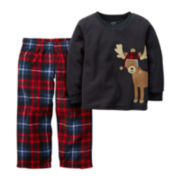 Carter's® Moose Pajama Set - Preschool Boys 4-7