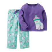Carter's® Polar Bear Pajama Set - Toddler Girls 2t-5t