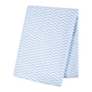 Trend Lab® Chevron Swaddle Blanket - Blue