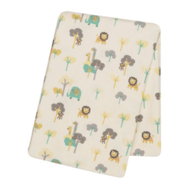 jcpenney.com | Trend Lab® Lullaby Jungle Deluxe Swaddle Blanket