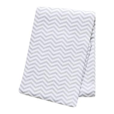 jcpenney.com | Trend Lab® Gray Chevron Deluxe Swaddle Blanket