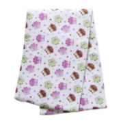Trend Lab® Owls Deluxe Swaddle Blanket