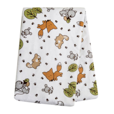 jcpenney.com | Trend Lab® Friendly Forest Deluxe Swaddle Blanket