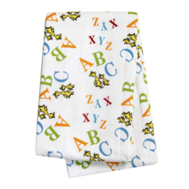jcpenney.com | Trend Lab® Dr. Suess ABC Deluxe Swaddle Blanket