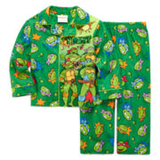 Teenage Mutant Ninja Turtles Pajama Set - Toddler Boys 2t-4t