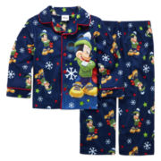 Mickey Mouse Pajama Set - Toddler Boys 2t-4t
