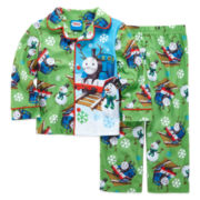 Thomas the Train Pajama Set - Toddler Boys 2t-4t