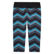 Xersion™ Chevron Capris - Girls 7-16 and Plus