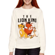 Disney Long-Sleeve Lion King Fleece Pullover